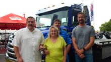 Hino Trucks Giveaway Draws Huge Crowd At Florida Tow Show