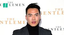Actor Jason Wong says he was racially discriminated against in a London newsagents