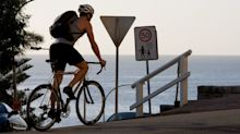 Nearly half of cyclists' injuries have nothing to do with cars