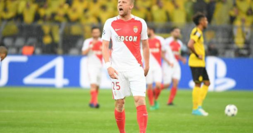 Foot - C1 - Monaco - Kamil Glik (Monaco) : «On a su résister» à la pression du Borussia Dortmund