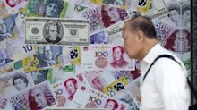 The dollar's status as the world's funding currency is in question