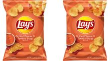 Lay's Grilled Cheese and Tomato Soup potato chips will make fall snacking even cozier