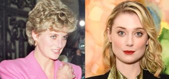 The Crown's Elizabeth Debicki says she is 'overwhelmed and terrified' by Princess Diana role