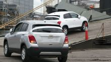 Mexican auto exports to US keep surging as Americans clamor for trucks and SUVs