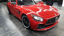 Mercedes-AMG GT R: When only a German muscle car will do