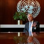 U.N. chief says no action on U.N. Iran sanctions due to 'uncertainty'