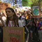 Millions around the globe demand action on climate change