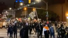 Protesters March in Rochester Chanting 'Daniel Prude' on Sixth Night of Demonstrations