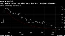 Short-Sellers Are Fleeing This Chinese Water-Treatment Company