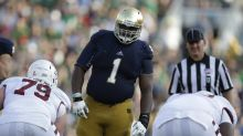 Former Notre Dame football star dead at 29