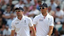 James Anderson skills 'on a different planet' says former team-mate Steven Finn