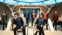 Step on board 'The Orville' and go back to the future