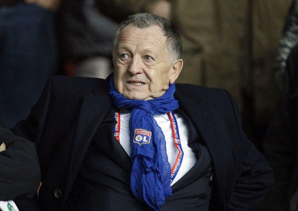 Quand Jean-Michel Aulas n'aime pas ce qui est dit sur son club, il le fait savoir.