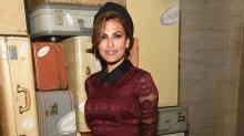 Eva Mendes Shares Sweet, Rare Photo of Her Mother