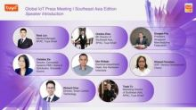 Tuya Smart Continues Global IoT Press Meeting Series with Southeast Asian Event