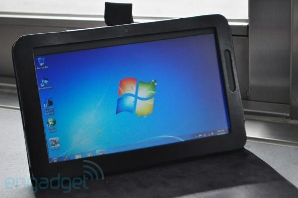 Windows 7 tablet roundup from Computex, nay Tabletex