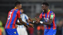 Pape Souare thanks Crystal Palace fans after 'emotional' return to first-team football