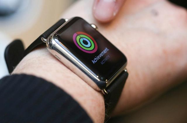 Apple bought a company that tracks chronic health issues