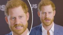 'This is wonderful': Fans thrilled as Prince Harry breaks post-Megxit silence