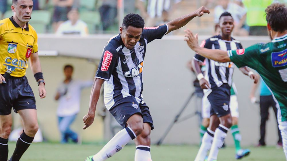 Atlético-MG 4 x 0 Tupi: Elias marca o primeiro pelo Galo, que garante 100% no Mineiro