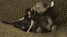 Why 'Dumbo' is the ultimate Tim Burton film and other things we learned on set