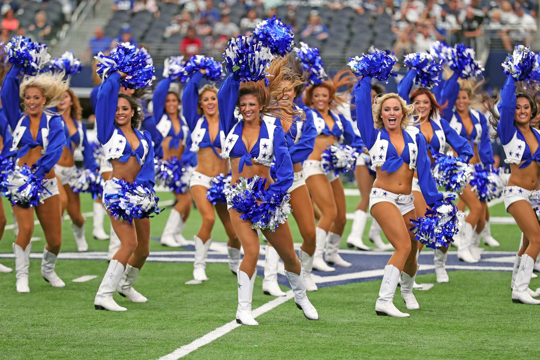 f1a0bcca NFL Week 1 cheerleaders