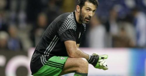 Foot - CM - ITA - Gianluigi Buffon va jouer son millième match en carrière