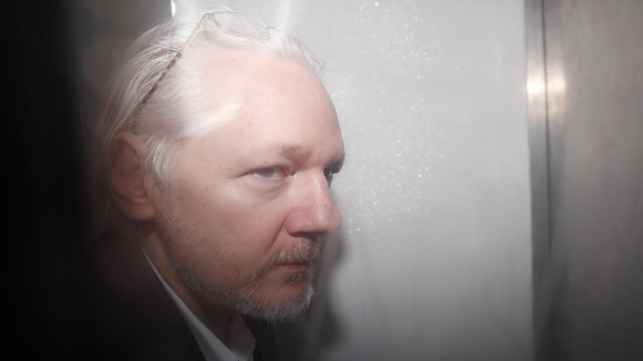 Assange 'denied access' to lawyers in UK
