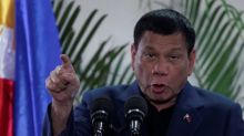 Philippines Duterte tells U.S. to forget about defense deal 'if I stay longer'