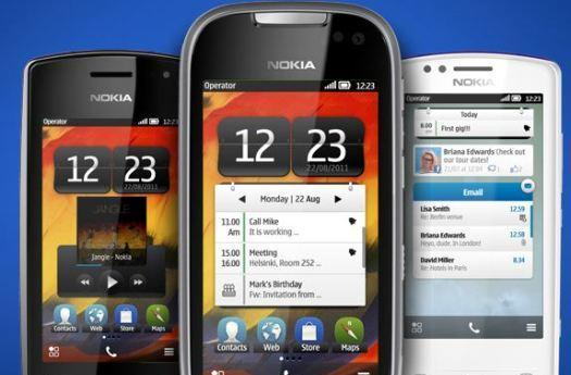 Nokia announces Symbian Belle alongside three new devices