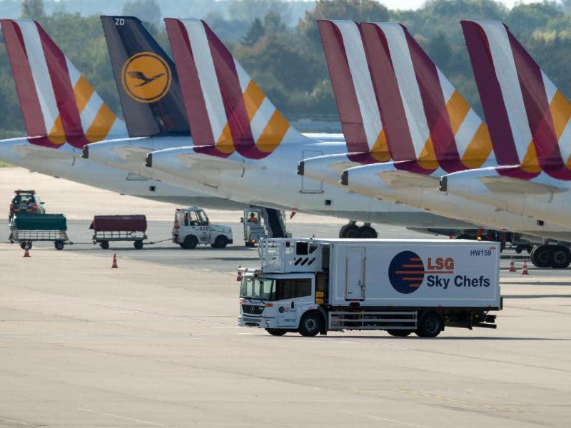 Lufthansa Germanwings Absturz