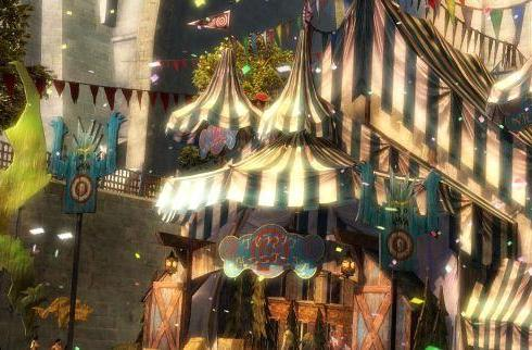 Guild Wars 2 unveils the game's lighter side