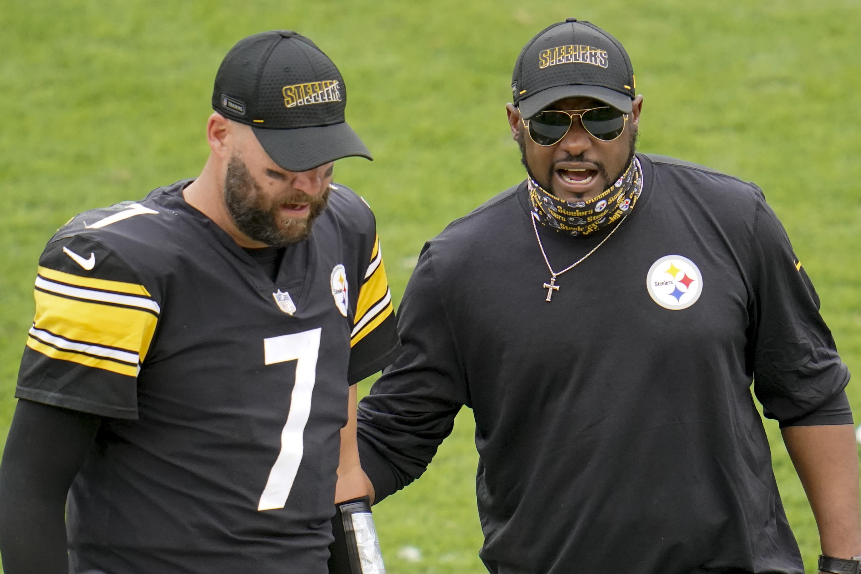 NFL news: Steelers, Mike Tomlin fined for mask violation