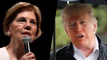 Donald Trump Denies Making Charity Pledge Tied To Elizabeth Warren DNA Test