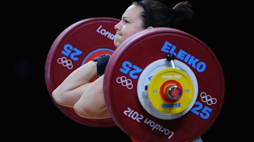 Canadian weightlifter Christine Girard in line for Olympic medal upgrade to gold