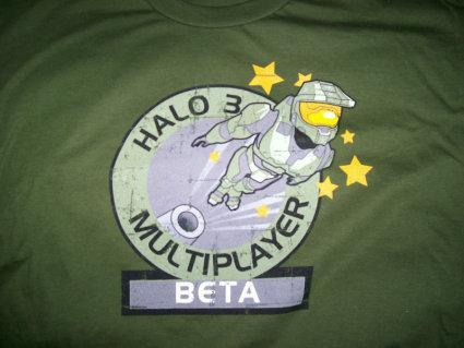 Fanswag: Halo 3 beta T-Shirt Giveaway Day 4
