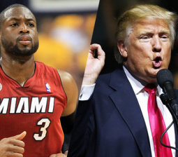 Trump Uses The Chicago Murder Of Dwyane Wade's Cousin As An Example Of Why Blacks Should Vote For Him