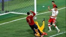 Foot - Euro - POL - Wojciech Szczesny, après Espagne - Pologne: «On reste sur notre faim»