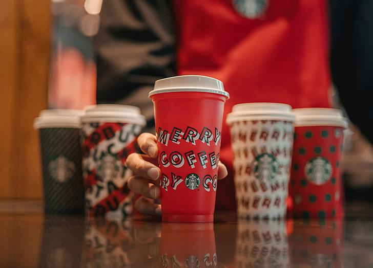 The Best Starbucks Holiday Drinks, Ranked