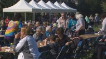 Long-term care beds a focus at annual AUPE Grandparents Day barbecue