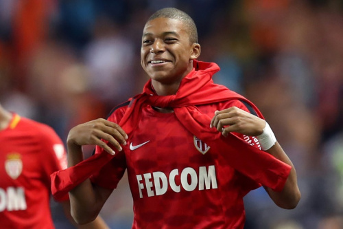 Kylian Mbappe is off to PSG. (AFP)