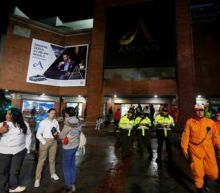 Colombian police arrest eight in mall bombing probe