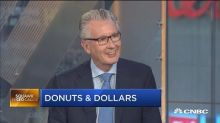 Dunkin' Brands CEO: Tax cuts will create jobs and boost e...