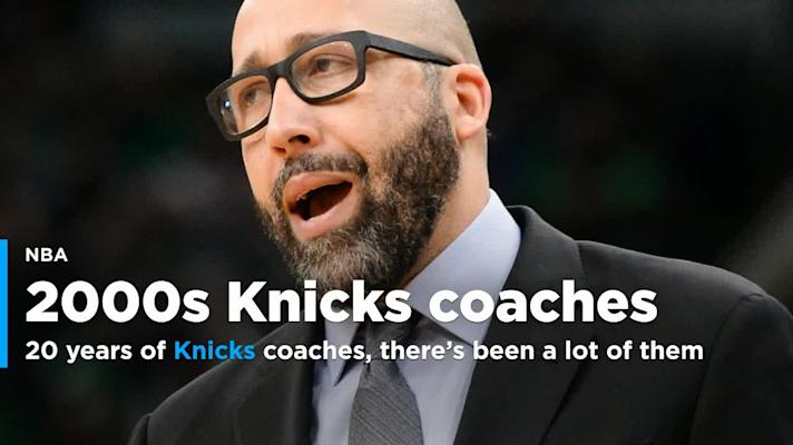 Knicks coaches of the 2000s
