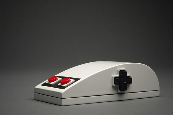 NES gamepad mouse is the most amazing piece of industrial design in the history of humankind