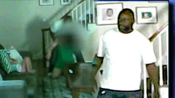 Millburn home invasion caught on camera