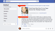 Facebook still bristles with fake news