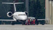 L'avion médicalisé transportant l'opposant russe Navalny a atterri à Berlin