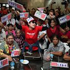 Parties vie for power amid Thai election confusion