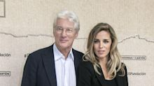 Richard Gere marries Spanish girlfriend Alejandra Silva: 'They're extraordinarily happy'